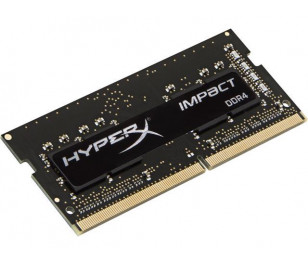 Kingston DDR4 16GB 2400MHz HyperX Impact 1.2V SODIMM Notebook Ram Bellek (HX424S14IB/16)