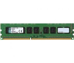 Kingston DDR3 8GB 1333MHz CL9 ECC LV Sunucu Belleği Modül - KVR13LE9/8