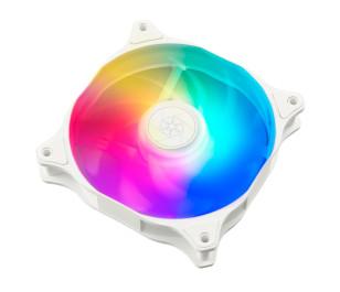 SilverStone Air Blazer 120RW ARGB LED Beyaz 12cm Fan