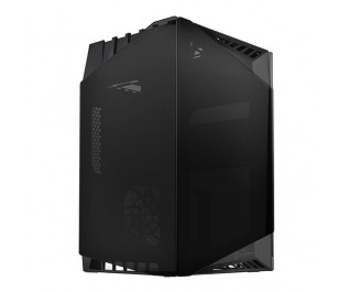 Silverstone Lucid Serisi LD03 3 x Tempered Glass Siyah Mini-ITX Kasa