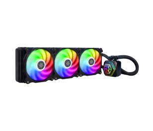 SilverStone PF360 ARGB 360mm 3 x 12cm Fan Sıvı Soğutucu