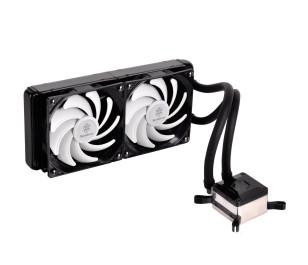 SilverStone Tundra TD02-E Intel 775/1155/1156/1150/1151/LGA2011/2066 AM2/AM2+/AM3/AM3+/AM4 Uyumlu Sıvı Soğutma Sistemi