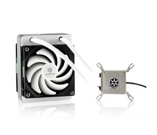 SilverStone Tundra Serisi TD03 Intel 775/115X/1366/ AMD AM2/AM3/FM1/FM2 Uyumlu Sıvı Soğutma Sistemi