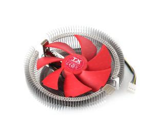 TX Silent Wind 108P INtel 775/1155/1156/1150/1151 AM2/AM2+/AM3/AM3+ Uyumlu İşlemci Soğutucu