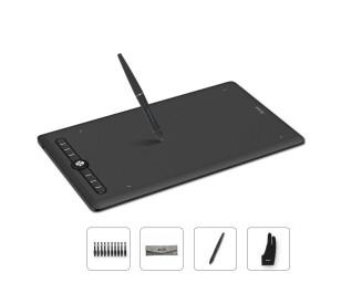 Artisul M0610 Pro 8192 Kademe 8 Tuş A5+ Siyah Grafik Tablet