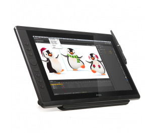 "Artisul D16 15.6"" 1920x1080 FullHD 8192 Kademe Basınç Hassasiyeti, Profesyonel 5080LPI Grafik Tablet"