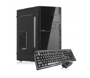 67493-K1118 Dark BS3203 AMD Ryzen 3 3200G 3.6GHz Turbo 8GHz 8GB Ram 480GB SSD 1TB HDD Masaüstü Bilgisayar