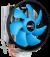 Aerocool Verkho2 Plus 12cm Fan İşlemci Soğutucu