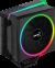 Aerocool Cylon4 ARGB LGA 2066/2011/115X/775 AM4/AM3+/AM3/AM2+/AM2/FM2/FM1 12cm Fan İşlemci Soğutucu