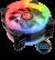 Raijintek IRIS 14 RBW ADD -1 ARGB Kasa Fanı