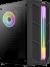 Aerocool Prime ARGB 600W 1 x 12cm Siyah 1 x ARGB Kasa