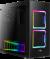 Aerocool Tor 2x14cm Adreslenebilir RGB Fanlı Güçlendirilmiş Camlı USB 3.0 Mid Tower Siyah Oyuncu Kasası