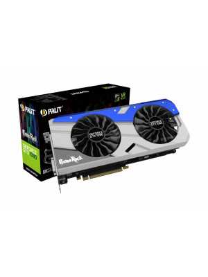 Palit GeForce GTX 1080 GameRock Premium Edition 8GB GDDR5X 256Bit DVI 3-DP HDMI