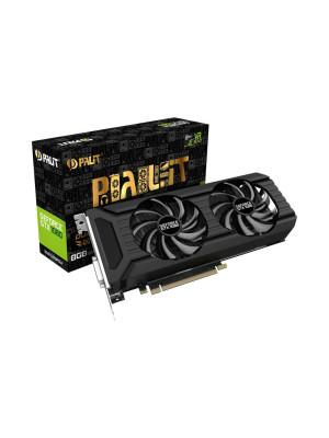 Palit GeForce GTX 1080 Dual OC 8GB GDDR5X 256 Bit DVI 3-DP HDMI Ekran Kartı