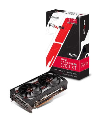 Sapphire Radeon RX5700 XT PULSE 8GB 256Bit GDDR6 Ekran Kartı (11293-01-20G)