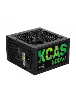Aerocool KCAS 600W 80+ Bronze Aktif PFC Güç Kaynağı