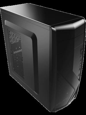 Aerocool CS1102 500W USB 3.0 Siyah ATX Kasa