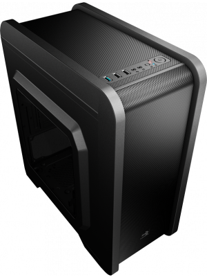 Aerocool QS240 500W 80+ Bronze USB3.0 Micro-ATX Oyuncu Kasası