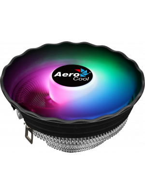 Aerocool Air Frost Plus FRGB 12cm Fan İşlemci Soğucu