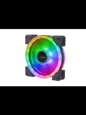 Akasa Vegas TLX Dual Ring Adreslenebilir RGB Led 12cm Fan