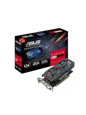 Asus RX560 2GB 128Bit GDDR5 Ekran Kartı (RX560-O2G)