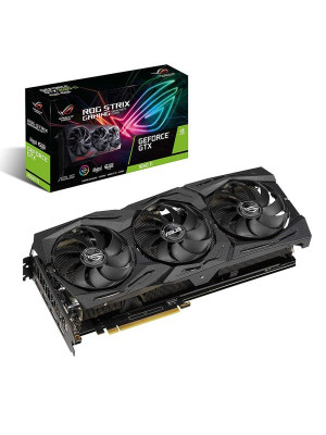 Asus GeForce GTX1660TI ROG STRIX Advanced Edition 6GB 192Bit GDDR6 Ekran Kartı (ROG-STRIX-GTX1660TI-A6G-GAMING)