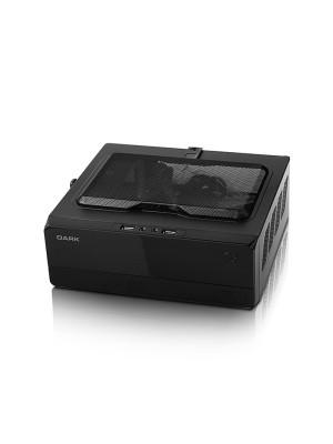 Dark Compact 130W Yatay/Dikey Kullanılabilir VESA Destekli SSD Ready Mini ITX Kasa