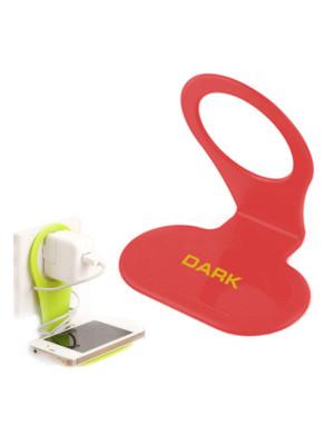 Dark Priz / Adaptör / Telefon Tutucu Askı (Kırmızı)