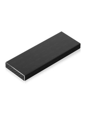 Dark USB3.0 - M.2 NGFF (10 Gbps) Disk Kutusu (Type-A ve Type-C Kablolu)