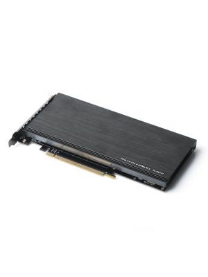 Dark 4x NVMe M.2 Destekli, Fanlı, Software RAID PCIE X16 Kart