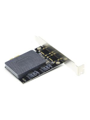 Dark 2x SATA 3.0 Destekli PCIE X1 Kart