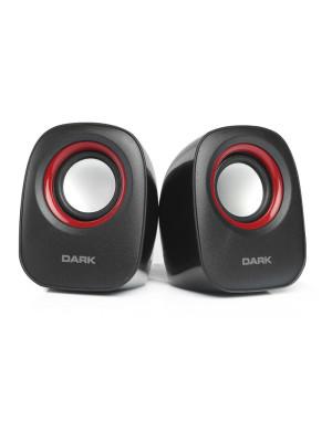 Dark SP100B 1+1 Multimedia USB Speaker Siyah