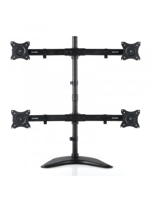 """Dark VM43 4 x 13""""-27""""  LCD/LED Monitör Destekli Ayarlanabilir Masaüstü Monitör Standı"""