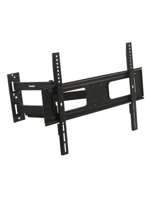 """Dark 37""""- 70"""" Curved & Flat Panel Destekli, Hareketli ve Katlanabilir Duvar Tipi TV Askı Aparatı"""