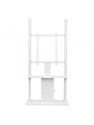 "Dark VZ17 Digital Signage Display Stand (45""-55"")"