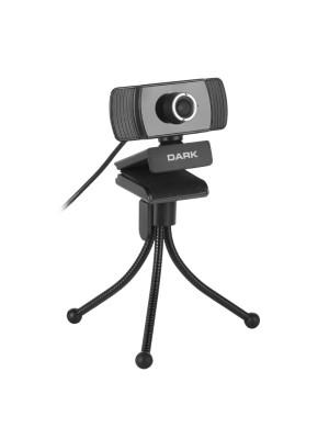 Dark WCAM11 1080P USB Web Kamera & Mini Tripod