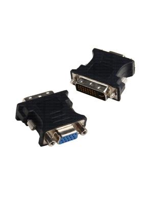Dark DVI to VGA Dönüştürücü (DVI-I Erkek - VGA Dişi)