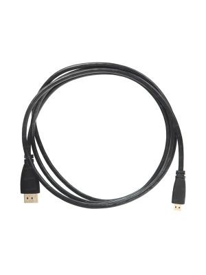 Dark Telefon/Tablet/PC için 1.5 Metre microHDMI - HDMI Kablo