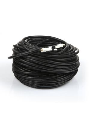 Dark v1.4 30mt, 4K / 3D, Ağ Destekli, Altın Uçlu Aktif HDMI Kablo