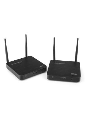 DARK 2.4 / 5GHz 1080P Kablosuz HDMI 1:1 Görüntü Aktarımı Cihaz Seti