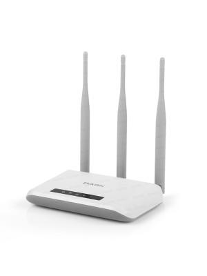 Dark RangeMAX WRT303 802.11n WiFi 300Mbit 3x5dBi Antenli Kablosuz Router / Access Point / Repeater