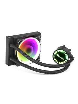 Dark AquaForce W122 Çevresel Adressable RGB Aydınlatmalı Sıvı Soğutma