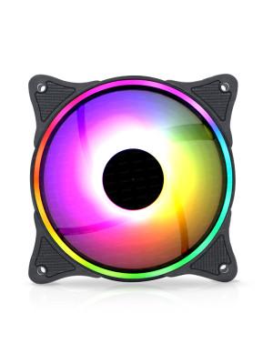 Dark 12cm Addressable RGB Twister Fan (3pin+3pin) (Guardian PRO Fan)