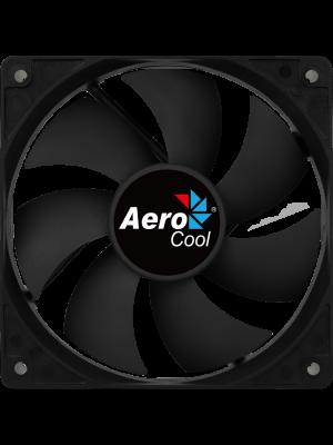 Aerocool Force 12cm PWM 4Pin Siyah Sessiz Fan