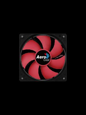 Aerocool Force 12cm PWM 4Pin Kırmızı Sessiz Fan