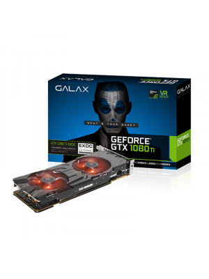 Galax GeForce GTX1080 Ti EXOC 11GB DDR5X 352-Bit PCI-E Ekran Kartı