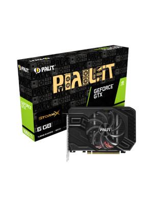 Palit GeForce® GTX 1660Ti StormX 6GB GDDR6 192-Bit DVI-D, HDMI 2.0b, DP1.4 PCI-Express Ekran Kartı