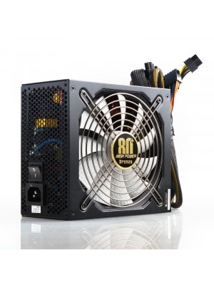 High Power Direct12 80+Bronze 1000W Güç Kaynağı