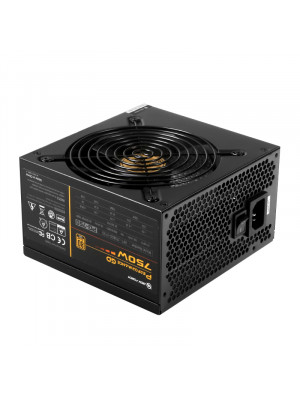 High Power Performance GD 750W 80+ Gold 62.5A Single Rail Aktif PFC Siyah ATX Güç Kaynağı