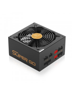 High Power Super GD 750W 14cm Fan 80+ Gold Tam Modüler Güç Kaynağı